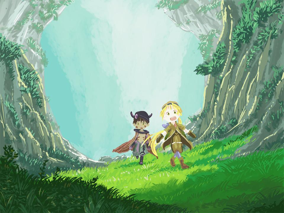 おそらく最高の冒険アニメ『メイドインアビス』の3つの魅力とは?